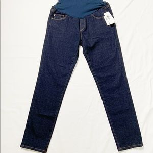 AG Maternity Prima Ankle Jean Size 31 NWT